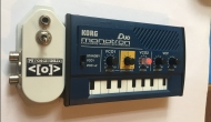 Monotron Adding CV in, 1/4″ jack out & inTutorial